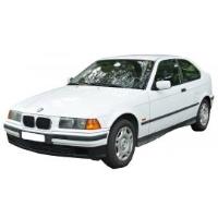 Коврики EVA BMW 3 (Е36) 1991 - 1998 (компакт купэ)