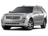 Коврики EVA Cadillac SRX I 2003 - 2010