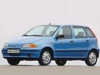 Коврики EVA Fiat Punto I (1993 - 1999)
