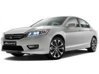 Коврики EVA Honda Accord IX 2012 - 2020