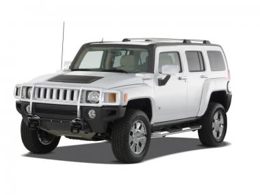 Коврики EVA Hummer H3 2005 - 2010