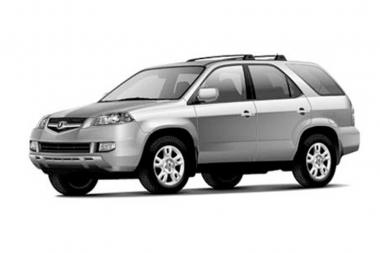 Коврики EVA Acura MDX I 2001-2006