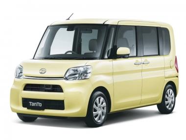Коврики EVA Daihatsu Tanto III 2013-2019 (правый руль)