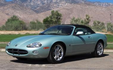 Коврики EVA Jaguar XK I 1996-2006